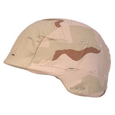 Potah na helmu US PASGT 3-COL DESERT