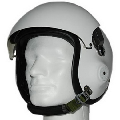 Helma MIG-21V pilotní BÍLÁ