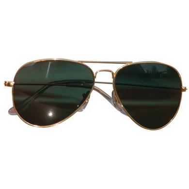 Brýle sluneèní US PILOTNÍ pozlacené s pouzdrem