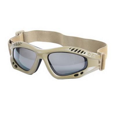 Brýle taktické SVÌTLE HNÌDÉ