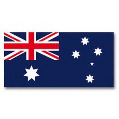 Vlajka státní AUSTRÁLIE