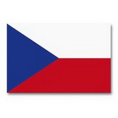 Vlajka státní ÈESKÁ REPUBLIKA 90x150cm