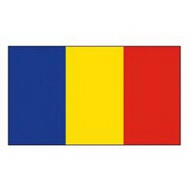 Vlajka státní RUMUNSKO