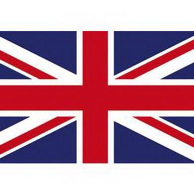Vlajka státní VELKÁ BRITÁNIE