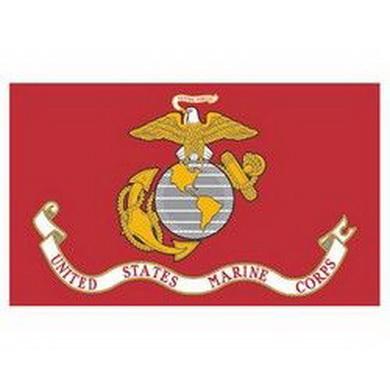 Vlajka U.S. Marine Corps ÈERVENÁ