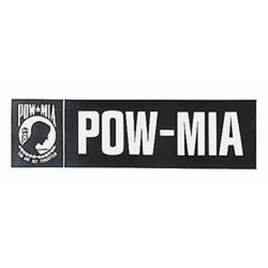 Samolepka na nárazník POW/MIA