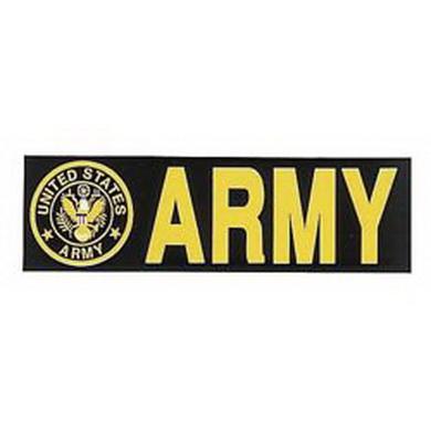 Samolepka na nárazník ARMY