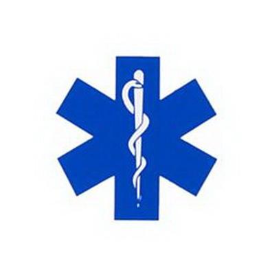 Samolepka EMS