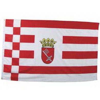 Vlajka BREMEN 90 x 150 cm