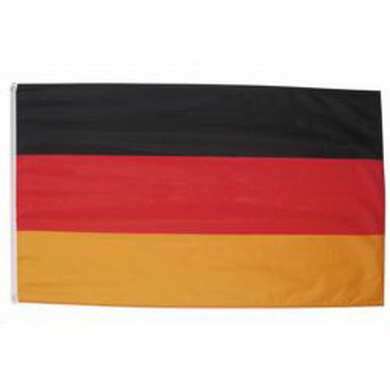 Vlajka státní NÌMECKO 90 x 150 cm