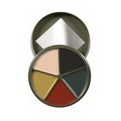 Barvy maskovacн se zrcбtkem US 5 barev