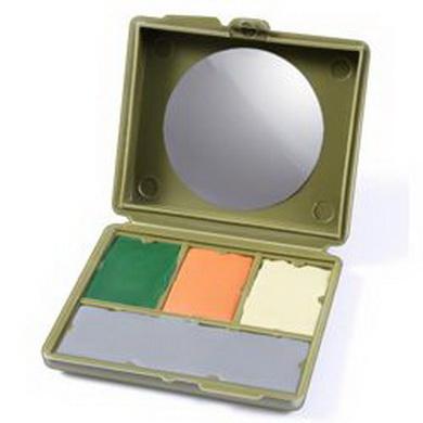 Barvy maskovac� G.I. 4 MULTICAM barvy se zrc�tkem