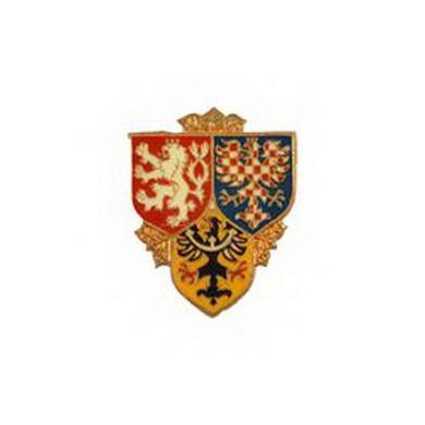 Odznak AÈR hradní stráže malý