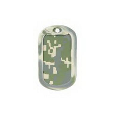 Tišítka na US známky ARMY DIGITAL CAMO