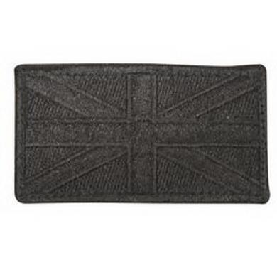 Nášivka Velcro GB FLAG ÈERNÁ