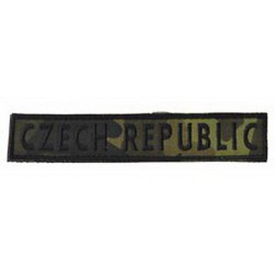 Nášivka CZECH REPUBLIC - vz.95 CZ VELCRO