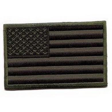 Nášivka vlajka USA na pravou stranu - OLIV
