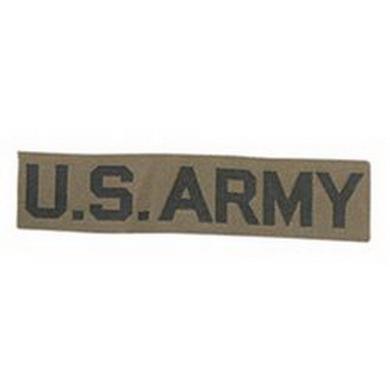 Nášivka U.S.ARMY 12*2,5cm