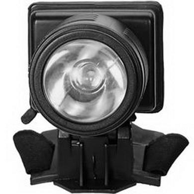 Svítilna èelová T5-L s náhradní žárovkou ÈERNÁ