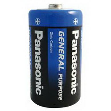 Baterie-MONO ZN-KOHLE (D) 1,5V 20RS