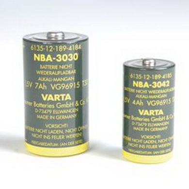 Baterie BW alkalická BABY (C) 1,5V R14S