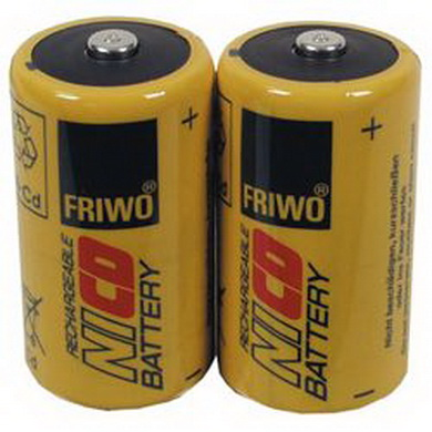 Baterie dobíjecí Mono 1,5 V