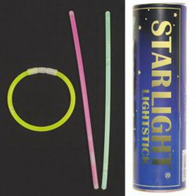 Svìtlo chemické - náramek 5x200mm 65ks rùzné barvy