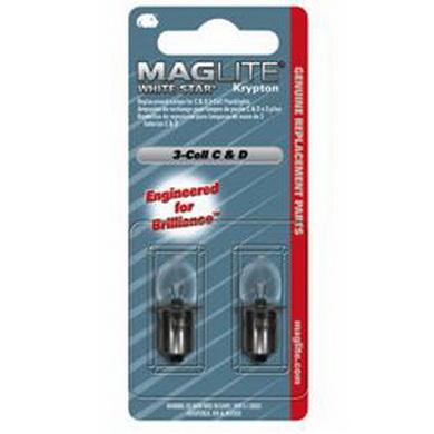 Žárovka náhradní MAGLITE 3-CELL