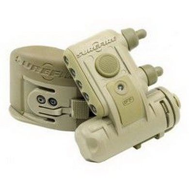 Svítilna SUREFIRE Helmet Light 1 TAN