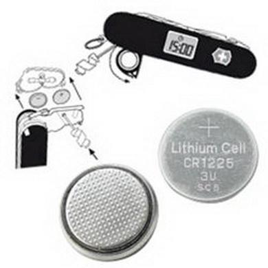 Baterie náhradní Lithiová CR 1225,3 V