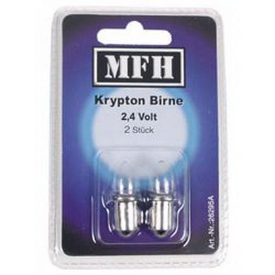 Žárovka náhradní kryptonová 2,4 V