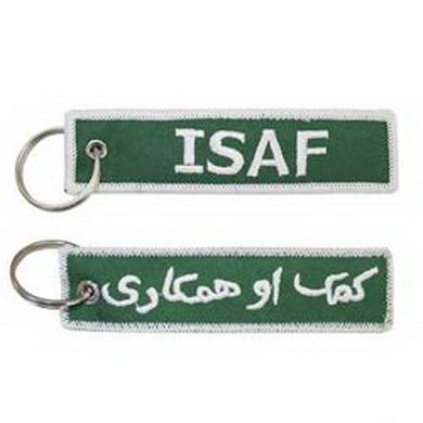Klíèenka ISAF ZELENÁ