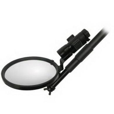 Zrcadlo detekèní s osvìtlením MAGNUM /14LED/