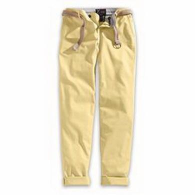 Kalhoty dámské XYLONTUM CHINO PÍSKOVÉ