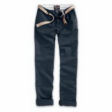 Kalhoty dámské XYLONTUM CHINO ÈERNÉ