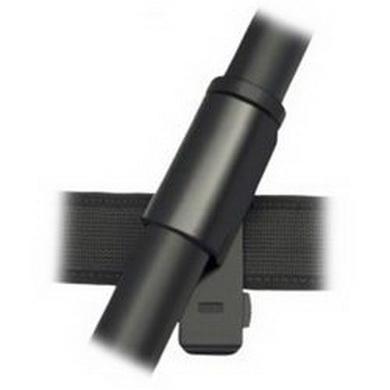Pouzdro otoèné MOLLE pro obušky o prùmìru 34-35 mm ÈERNÉ