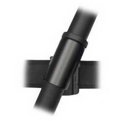 Pouzdro otoèné pro obušky o prùmìru 34-35 mm ÈERNÉ