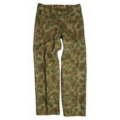 Kalhoty HBT oboustranná USMC