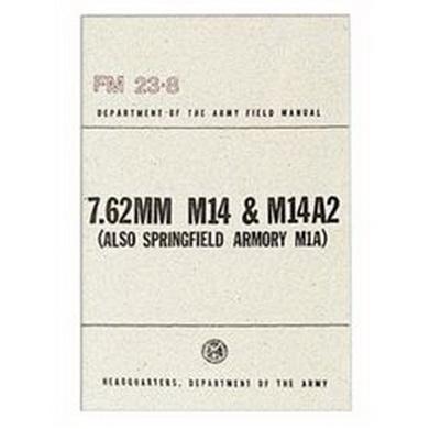 Manuál 7.62MM M14 & M14A2
