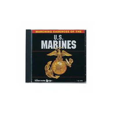 CD MARCHING CADENCES OF THE U.S. MARINES