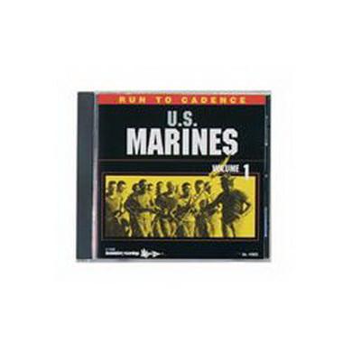 CD CADENCE U.S. MARINES VOL 1