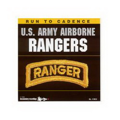 CD CADENCE ARMY RANGERS