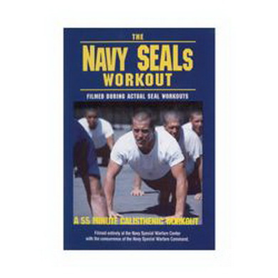 DVD US NAVY SEALS WORKOUT 55minut