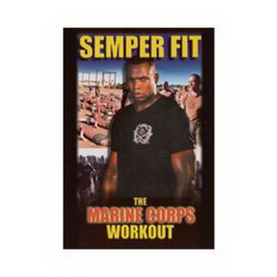 DVD MARINE CORP SEMPER FIT WORKOUT 35minut