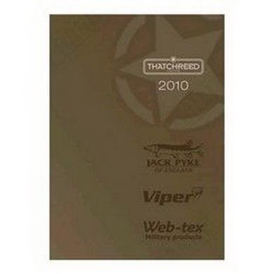 Katalog Thatchreed 2010