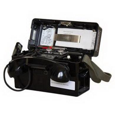 Polní telefon BW SEL OB/ZB použité