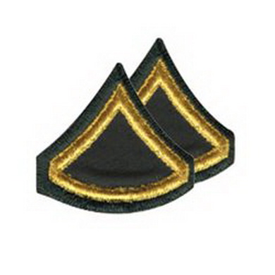Nášivka hodnosti ARMY PRIVATE FIRST CLASS