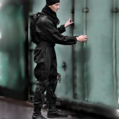 Kombinéza SWAT bez vložky ÈERNÁ