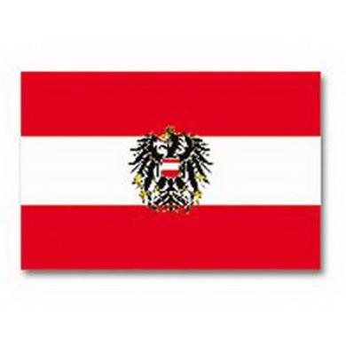 Vlajka státní RAKOUSKO 90 x 150cm