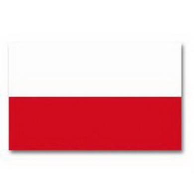 Vlajka státní POLSKO 90 x 150 cm